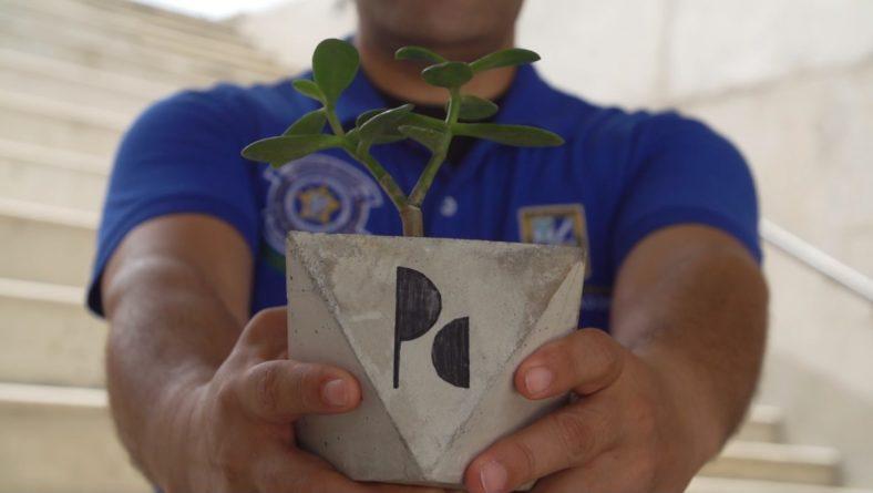 Campaña de reapertura del Parque Cuscatlán.